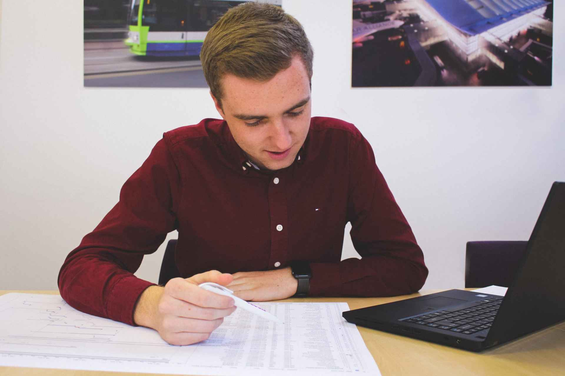 Meet Curtis – Professional Pathway Student